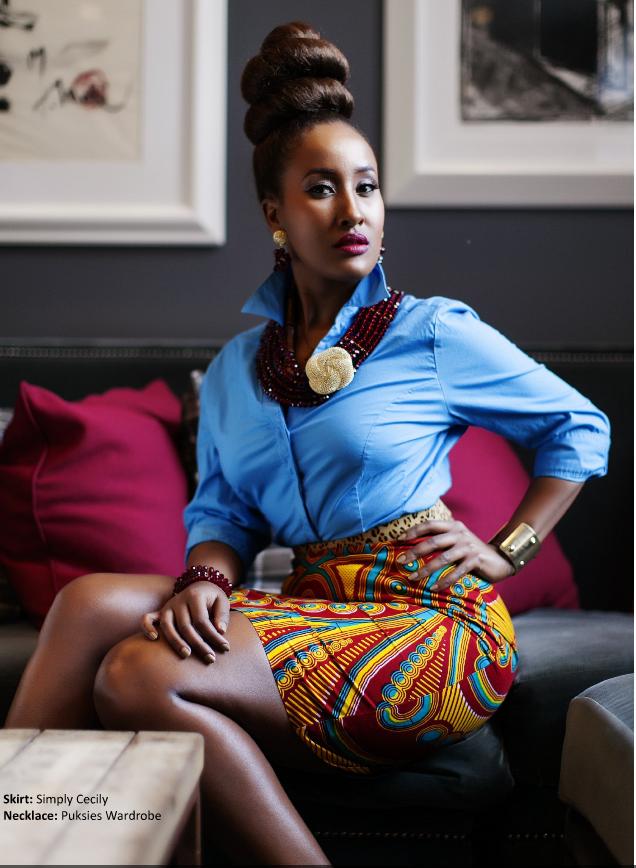 Afroelle Magazine April 2014 4