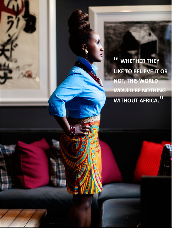 Afroelle Magazine April 2014 5