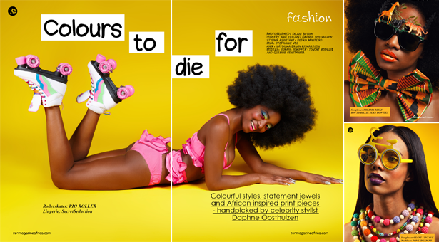 """Magazine-""""Colours to Die For%22 Zen Magazine May 2014 Issue 2"""