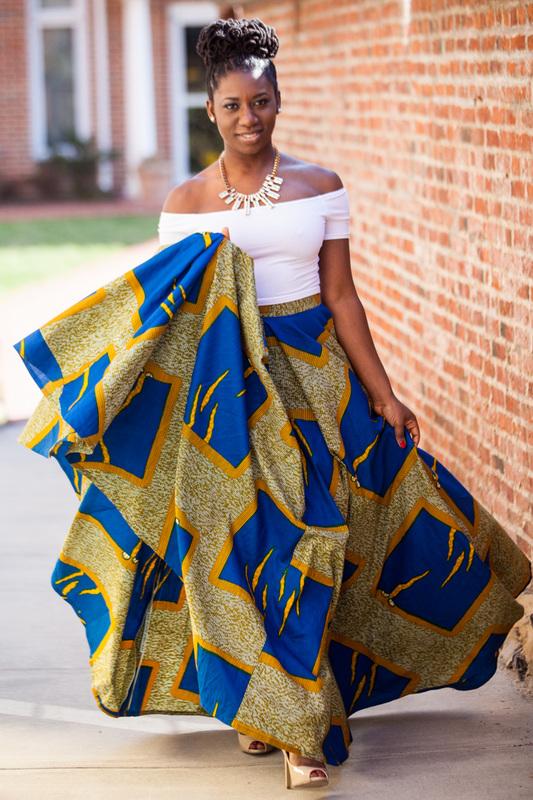 Prissyville African Belle 1