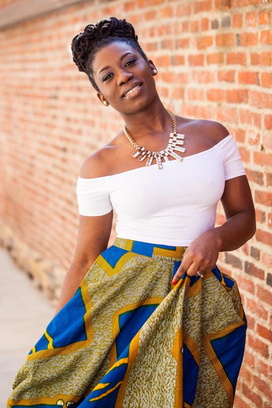 Prissyville African Belle 8