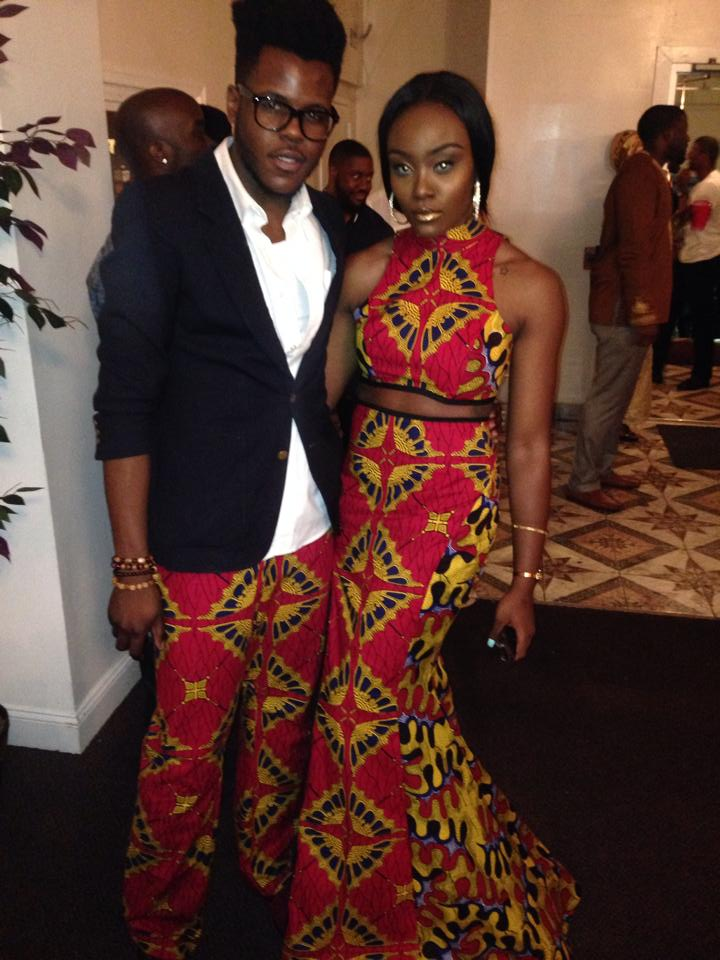 Jessica Chibueze & Khristopher Aiyeh 6