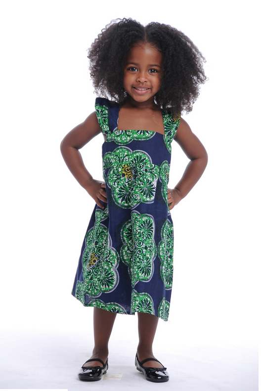 African Print Little Dresses by Bongolicious 1