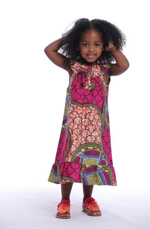 African Print Little Dresses by Bongolicious 2