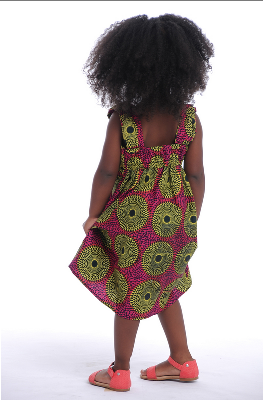 African Print Little Dresses by Bongolicious 4
