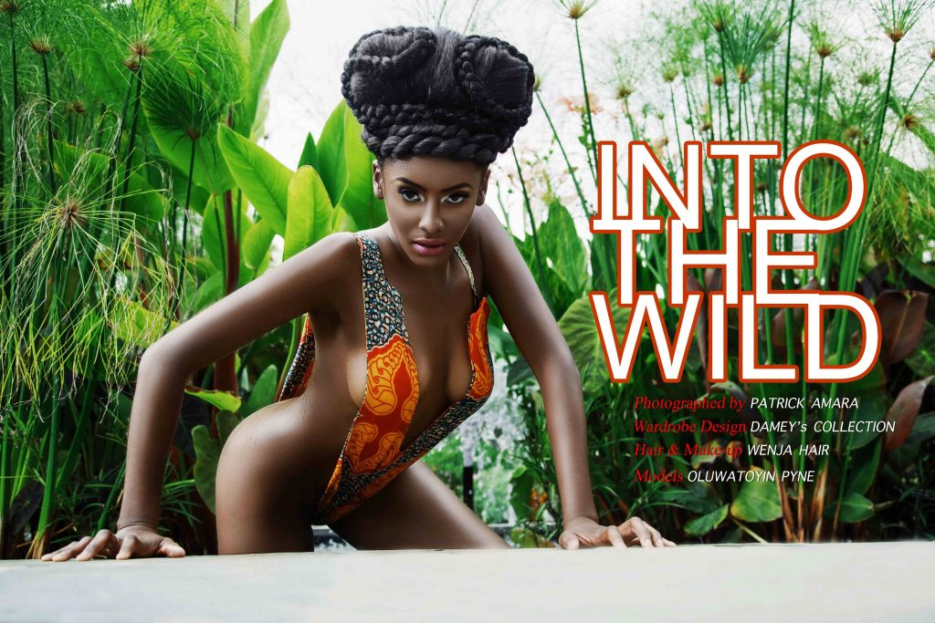 %22Into The Wild%22 by Patrick Amara Photography & Damey's Collection 1