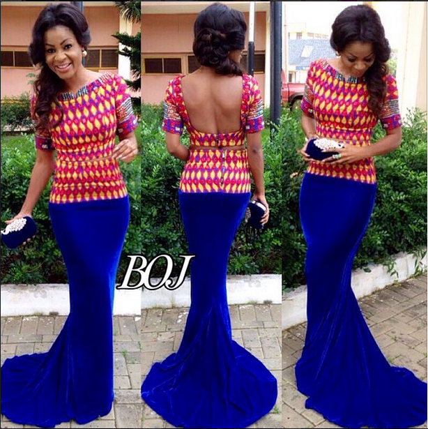 Ankara Street Style of The Day-Tracy Iddrisu of Style By Trey 1