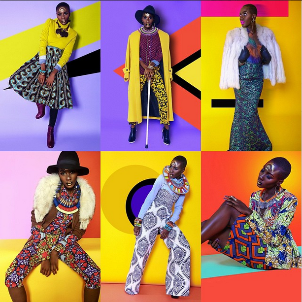 TXTURE Magazine Issue 2 %22African Inspired%22 featuring Ohwawa 1
