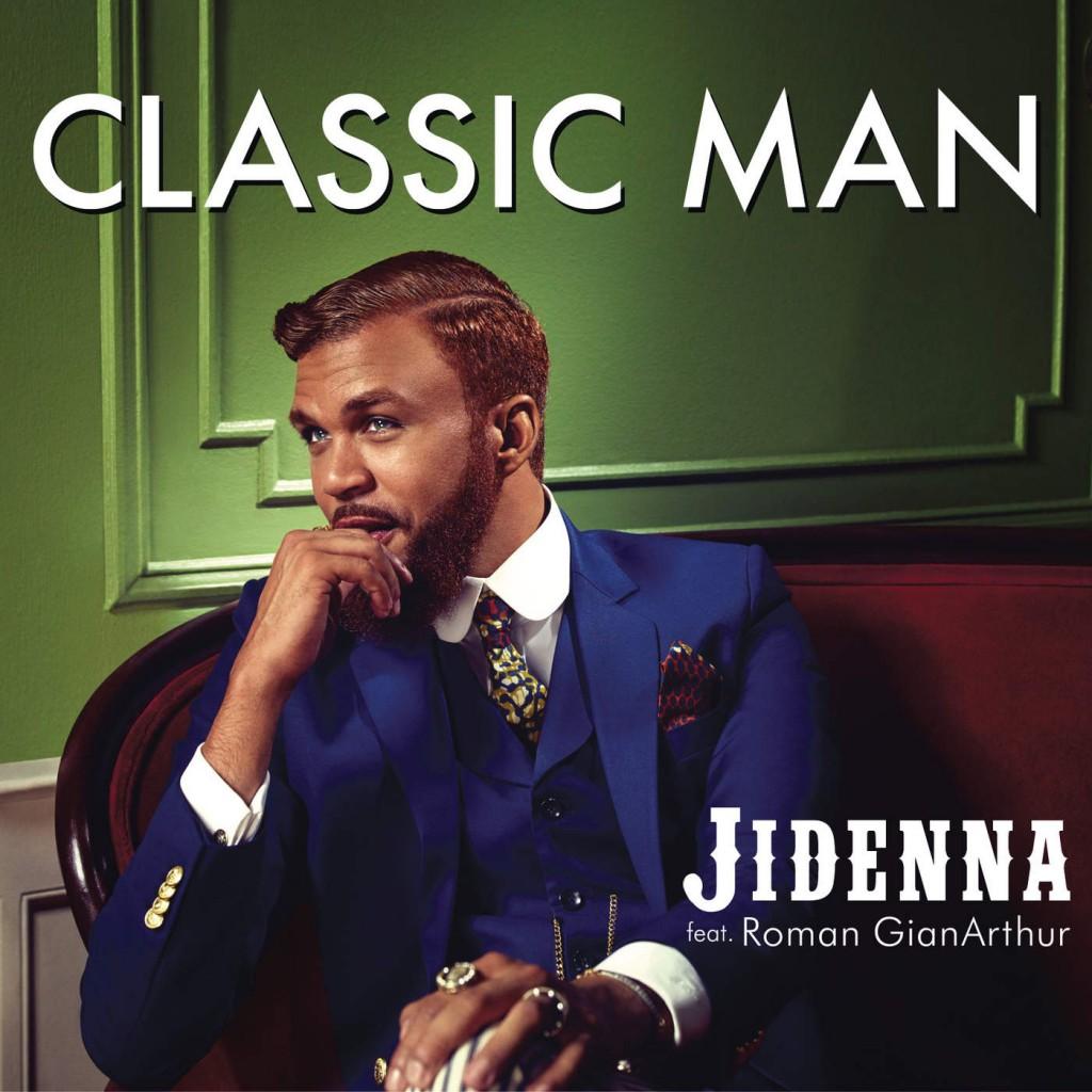 %22Classic Man%22 by Jidenna featuring Roman GianArthur Cover Art