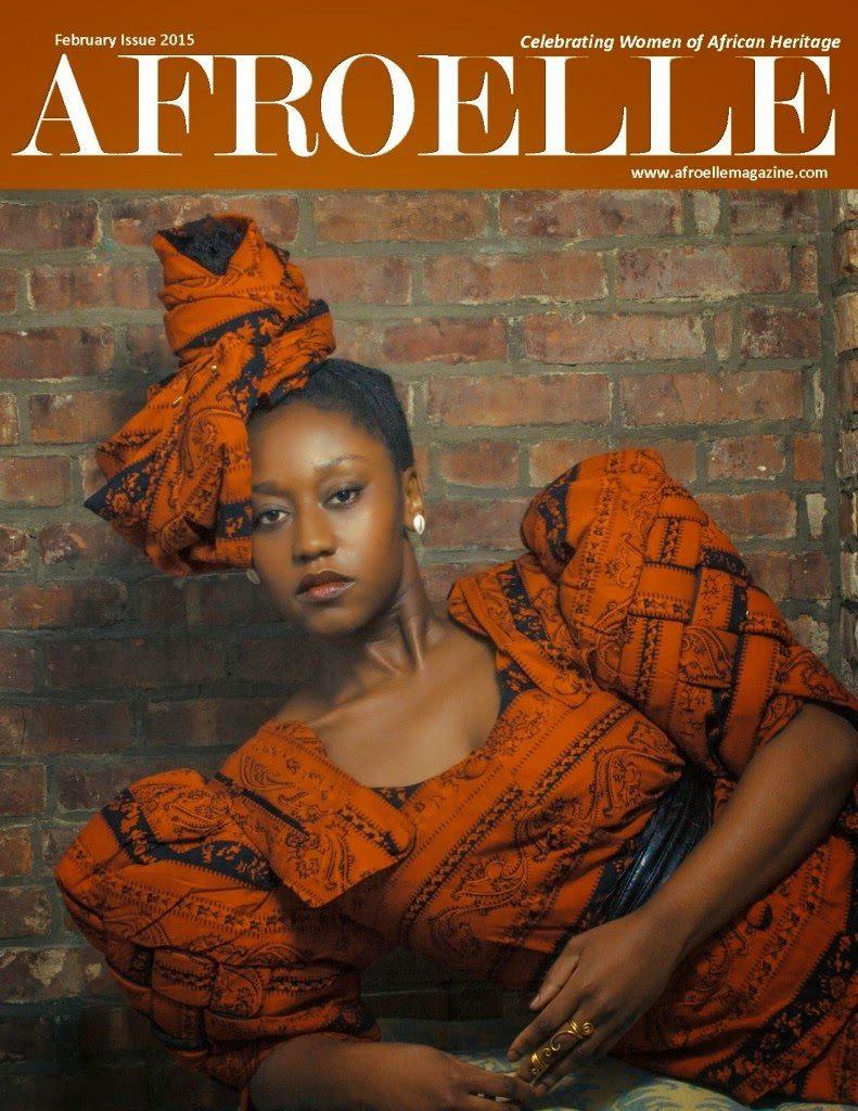 Afroelle Magazine February 2015 Issue