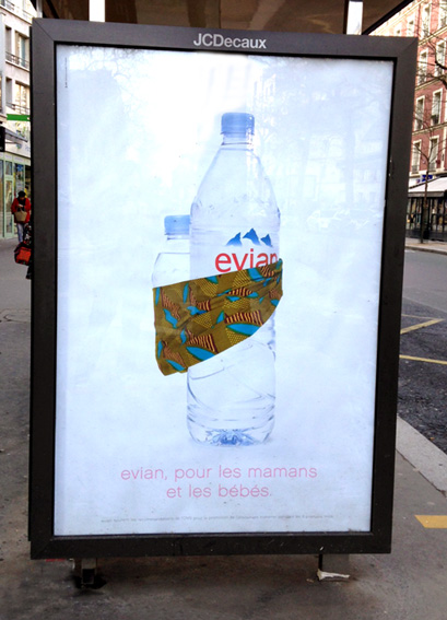 Evian, For Mothers and Babies 3