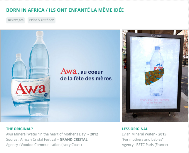 Evian, For Mothers and Babies 4,jpg
