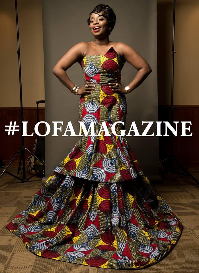 LOFA Magazine's Best Dressed Women at the Liberian Entertainment Awards 2015 #1