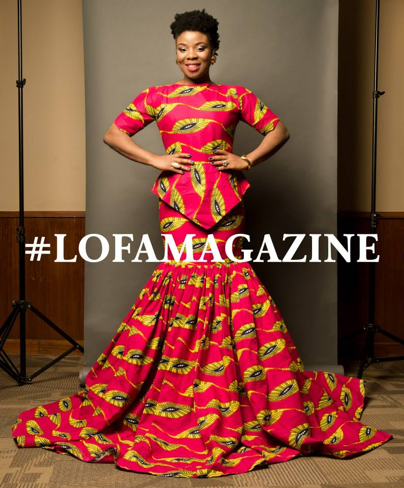 LOFA Magazine's Best Dressed Women at the Liberian Entertainment Awards 2015 #5