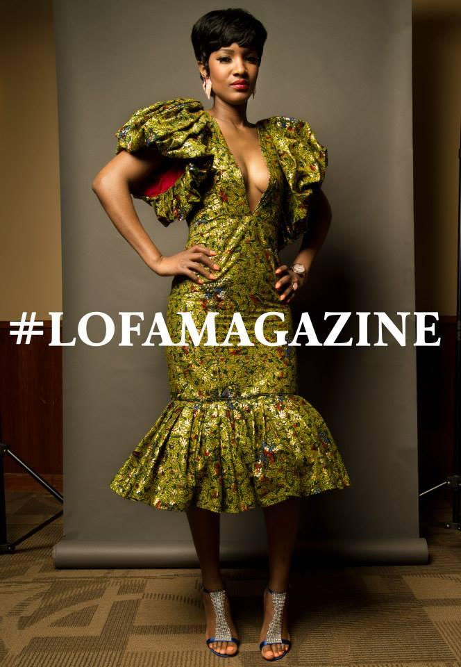 LOFA Magazine's Best Dressed Women at the Liberian Entertainment Awards 2015 #6