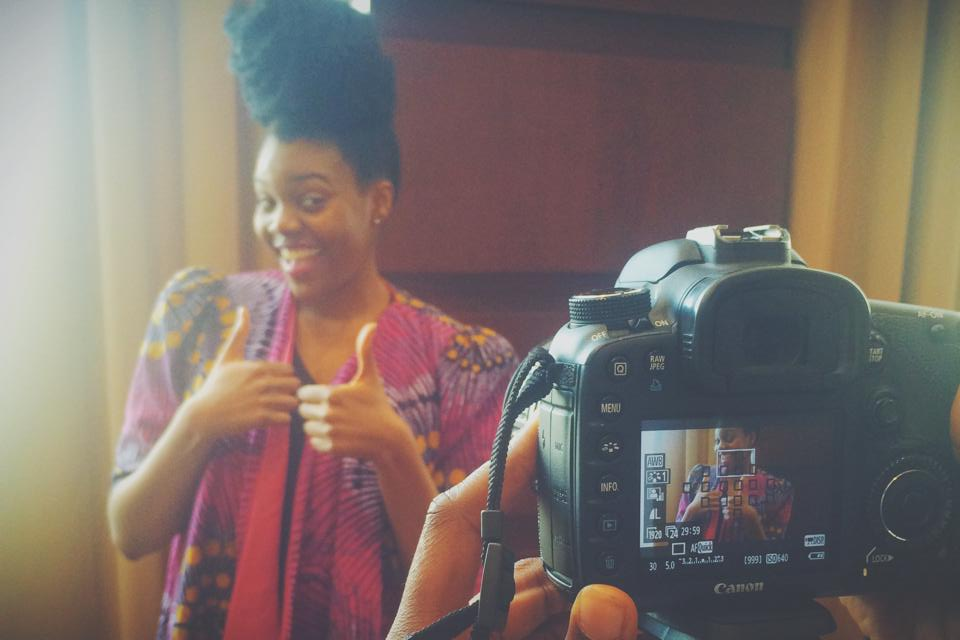 Nikki Billie Jean's Interview with Young Africa Media