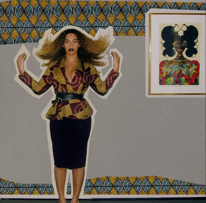 All Things Ankara Beyonce Demestiks New York Peplum Jacket 2
