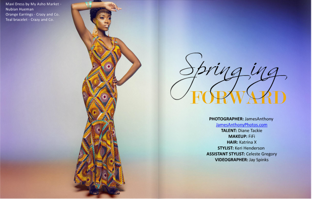 Magazine-Afroelle Magazine March 2015 Issue 1