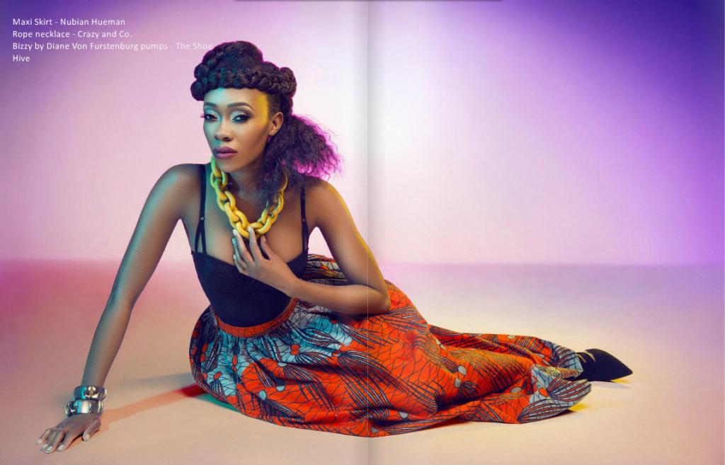 Magazine-Afroelle Magazine March 2015 Issue 4