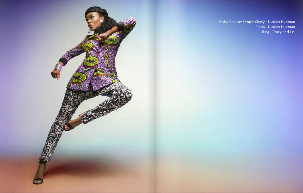 Magazine-Afroelle Magazine March 2015 Issue 5
