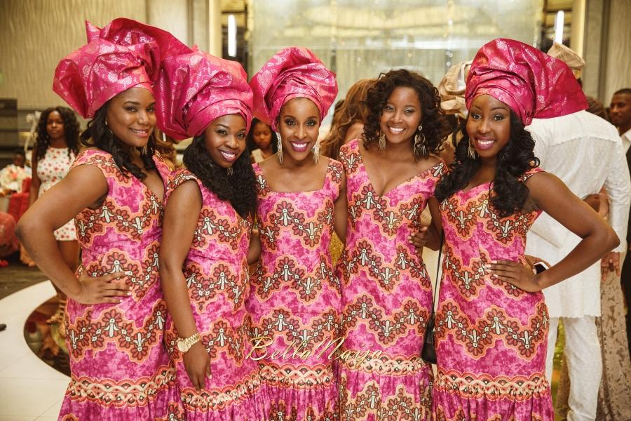 Ibrahim Hasan weds Miss Dunnie Onasanya 10