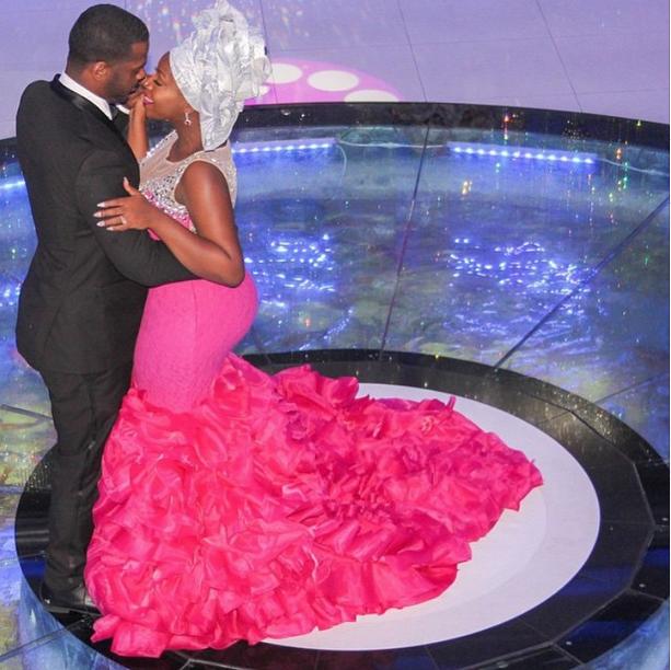 Ibrahim Hasan weds Miss Dunnie Onasanya 7