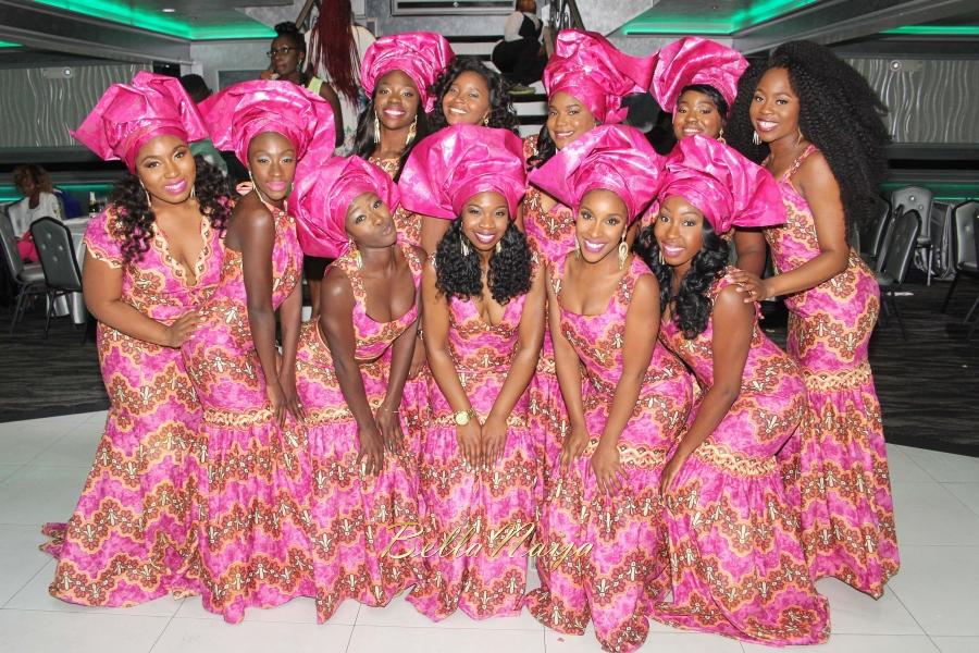 Ibrahim Hasan weds Miss Dunnie Onasanya 9
