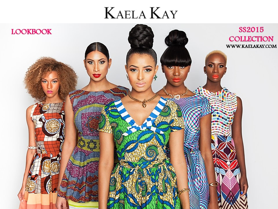 Kaela Kay Spring Summer 2015 1
