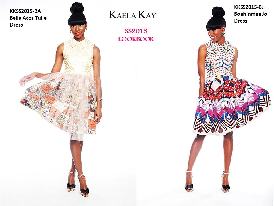 Kaela Kay Spring Summer 2015 10