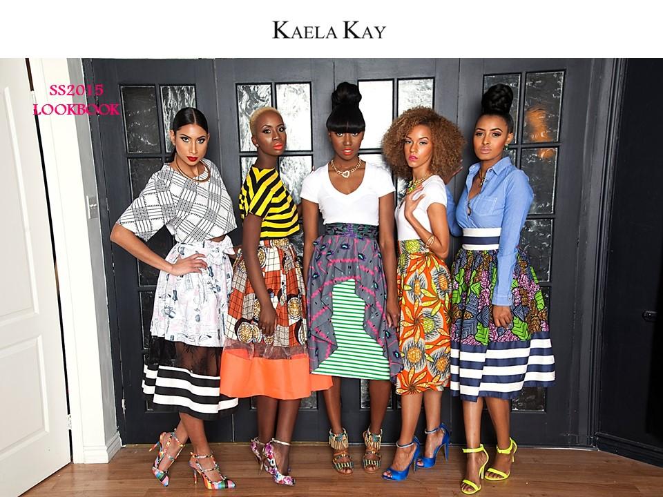 Kaela Kay Spring Summer 2015 11