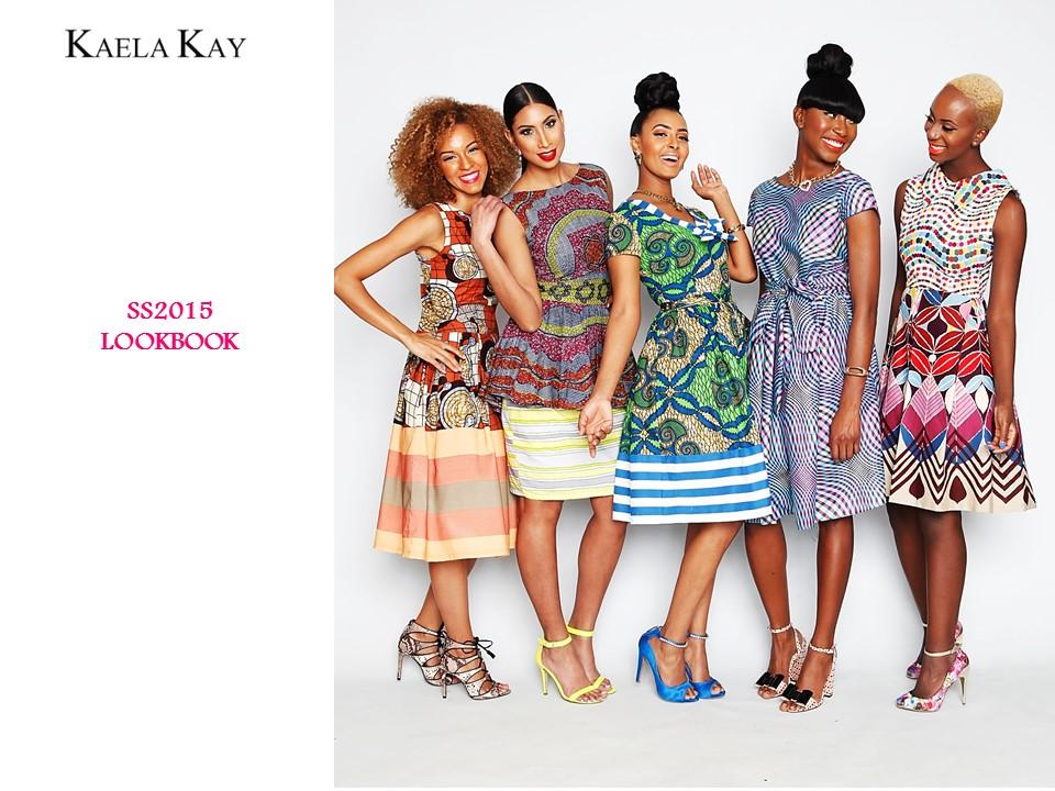 Kaela Kay Spring Summer 2015 12