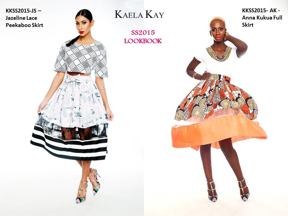 Kaela Kay Spring Summer 2015 2