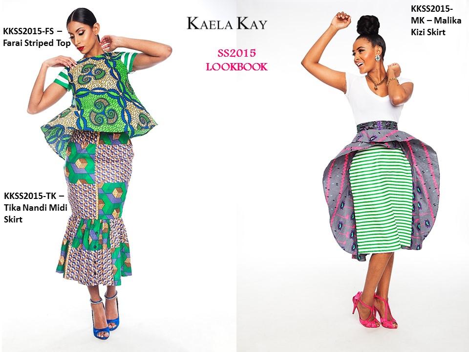 Kaela Kay Spring Summer 2015 4