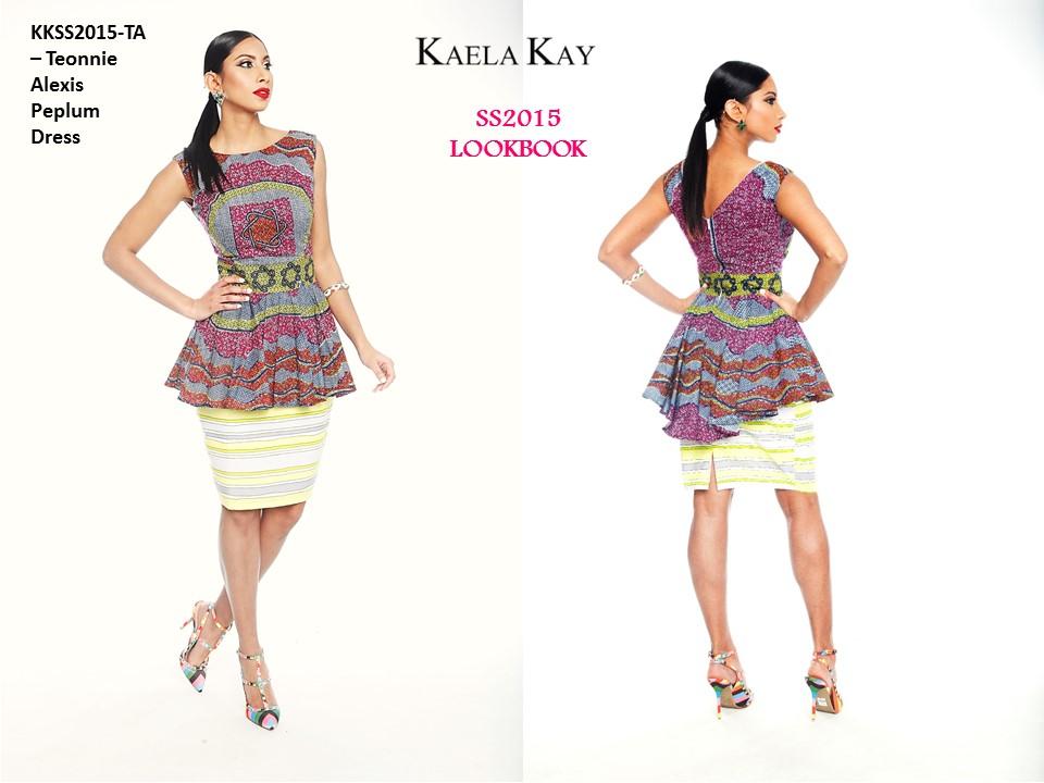 Kaela Kay Spring Summer 2015 7