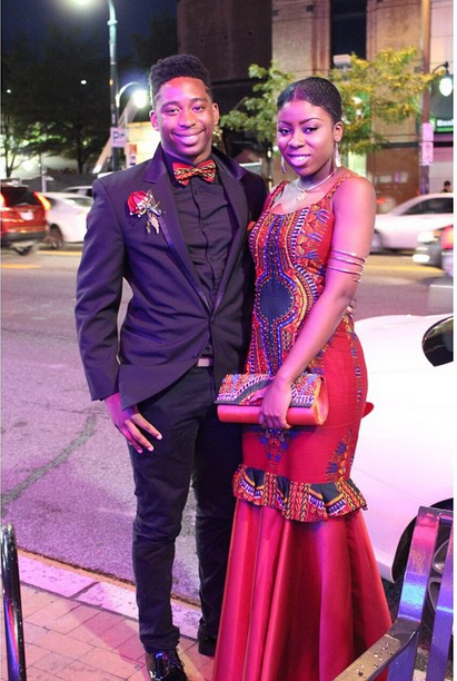 Nana Nkrumah & Rico Lamptey 2
