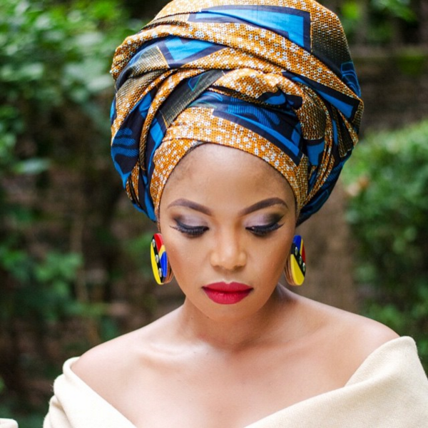 Thembi Seete and Terry Pheto by Trevor Stuurman for Africa Month 2015 1
