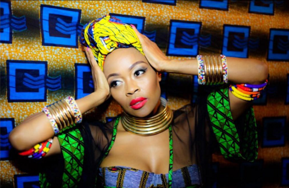 Thembi Seete and Terry Pheto by Trevor Stuurman for Africa Month 2015 7