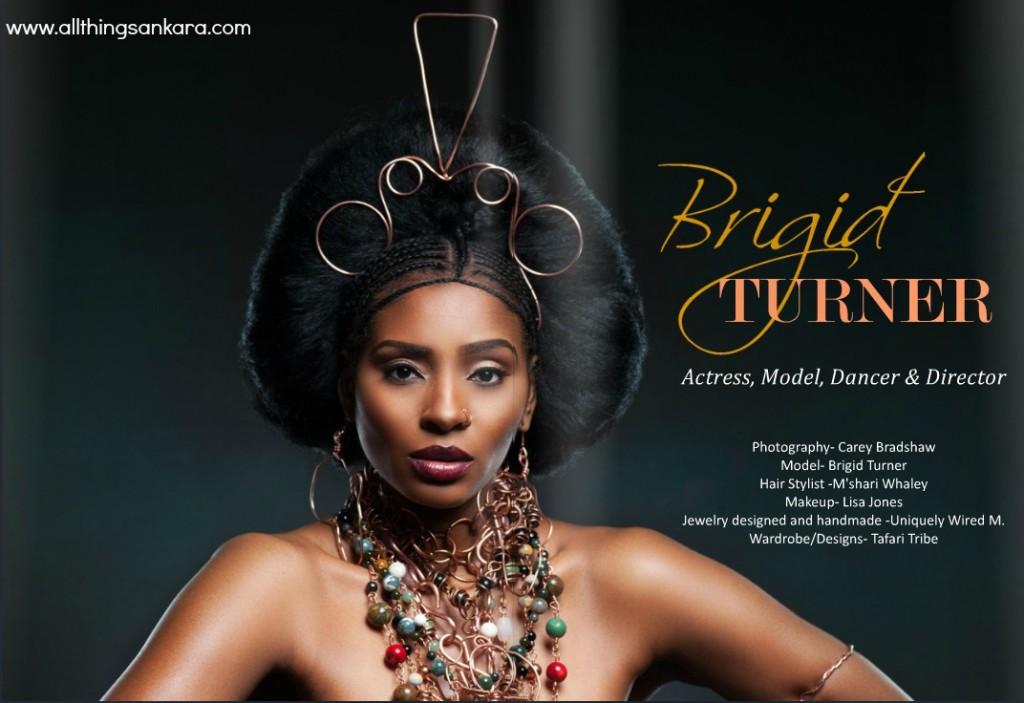 Afroelle Magazine June 2015 Issue 1