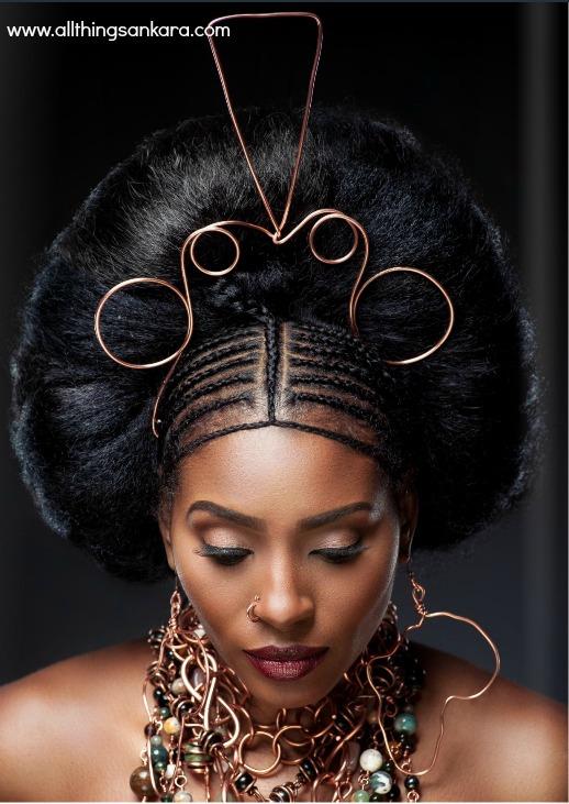 Afroelle Magazine June 2015 Issue 2