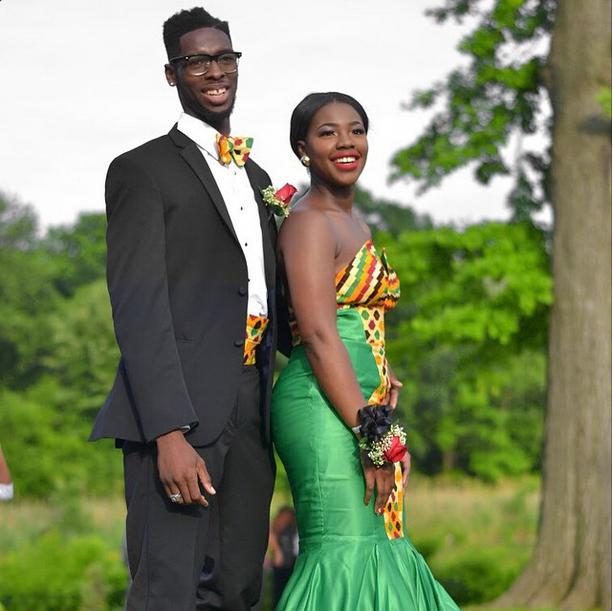 Prom Alexis Frempong-Manso & Jordan 4