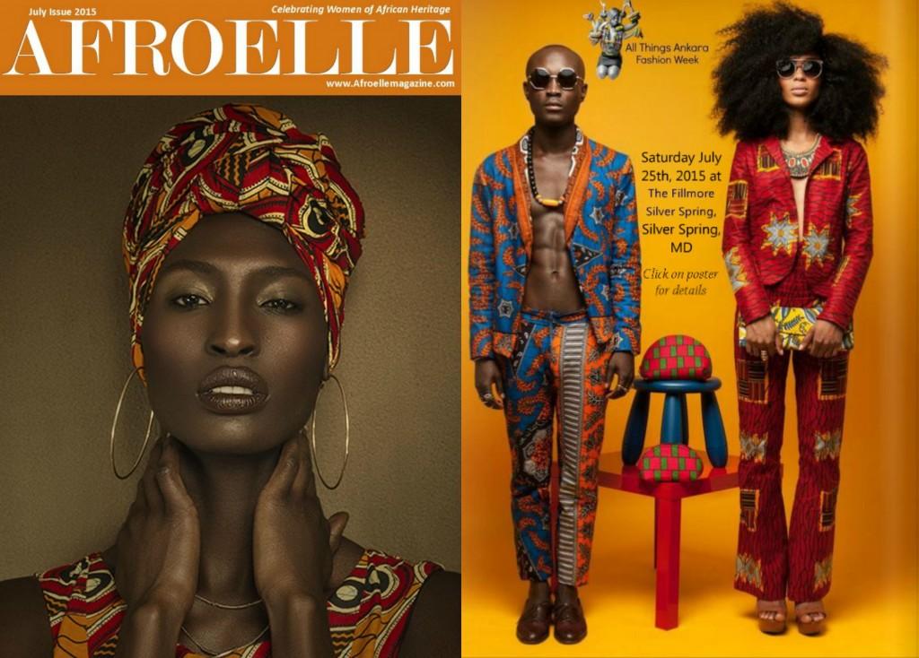 Afroelle Magazine July 2015 (2)