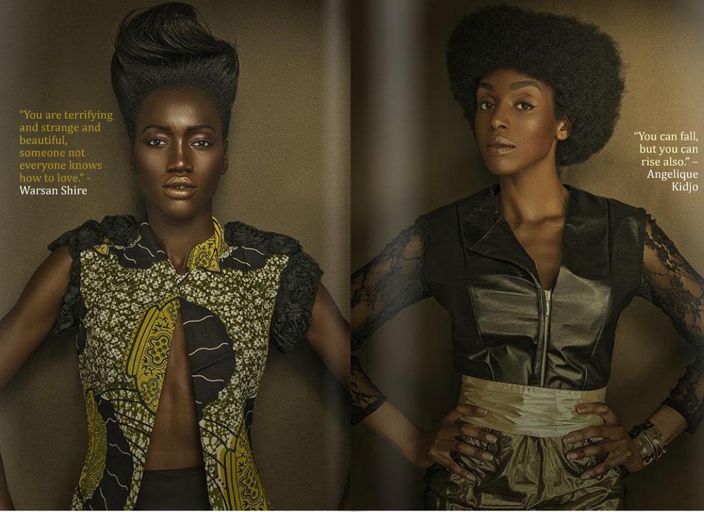 Afroelle Magazine July 2015 (4)