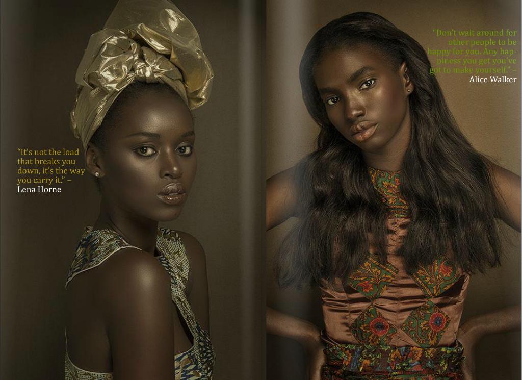 Afroelle Magazine July 2015 (5)