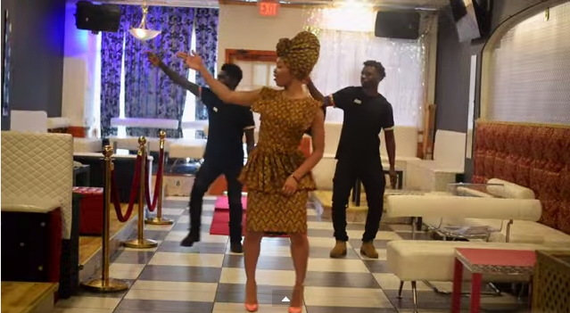 Dance-Izzy Odigie Dances to %22Pose%22 by Yemi Alade ft Mugeez- Pose (Dance Competition
