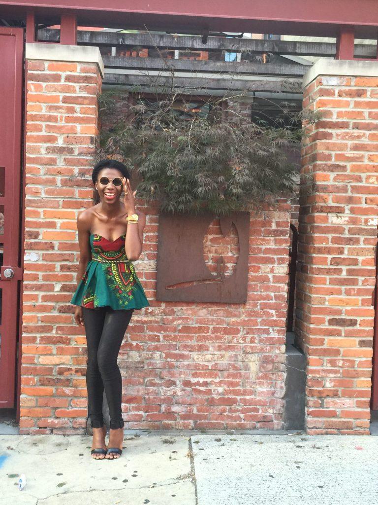 Jacqueline Weah of LOFA Magazine 2