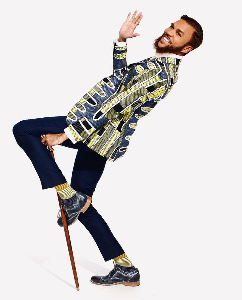 Jidenna's %22Classic Man%22 ft. Roman GianArthur Reaches #1 on the U.S. Official Rhythmic Radio Airplay Chart