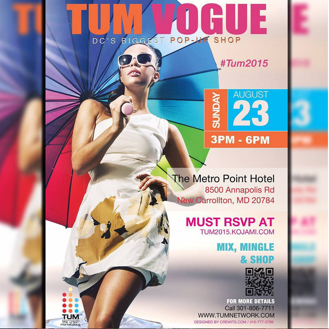 TUM 2015 Flyer