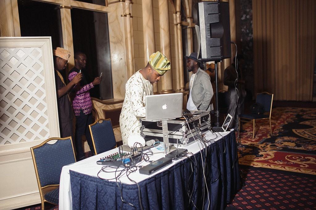 All Things Ankara Ball 2015 DJ Diddy