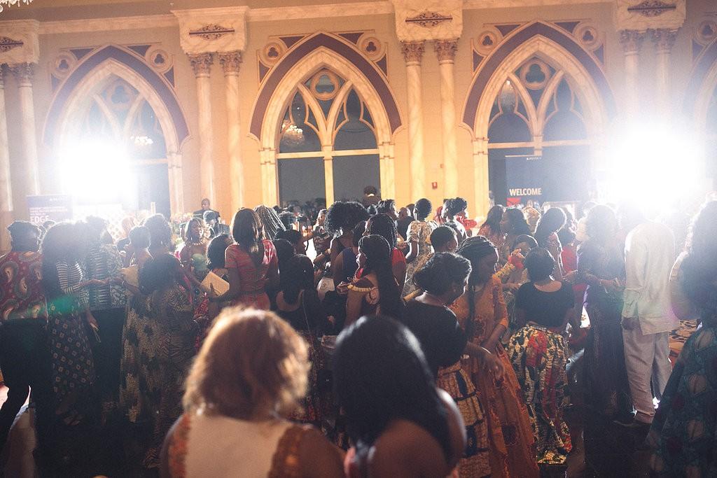All Things Ankara Ball 2015 Guest Dancing 2