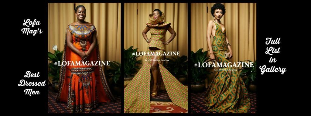 All Things Ankara Ball 2015 Lofa Magazine Best Dressed Women